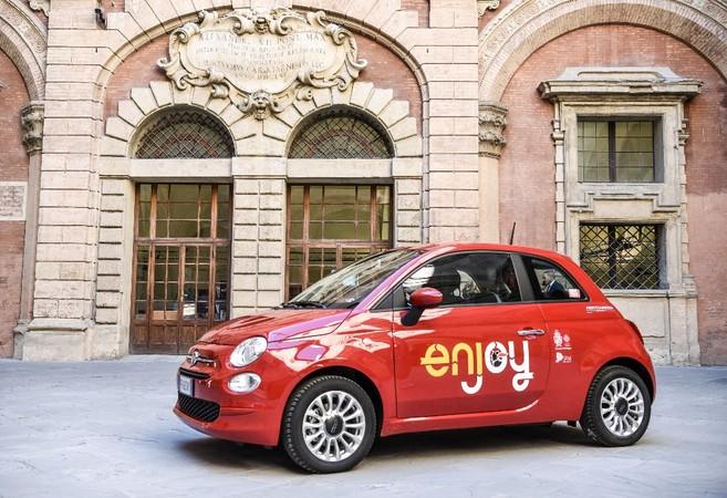 car sharing fase 2 - enjoy