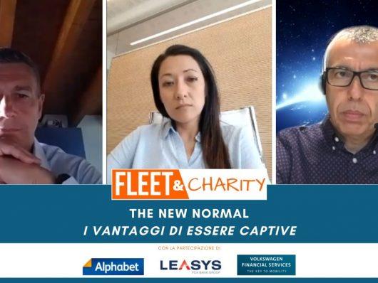 Noleggio captive: i vantaggi esposti nel webinar di Fleet & Charity