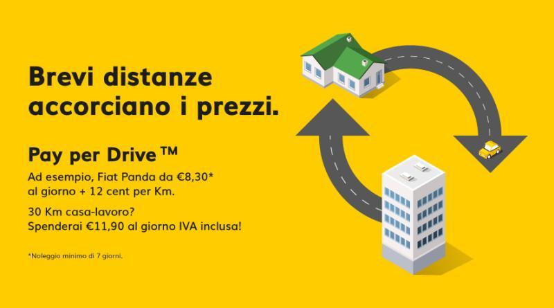 hertz pay per drive -