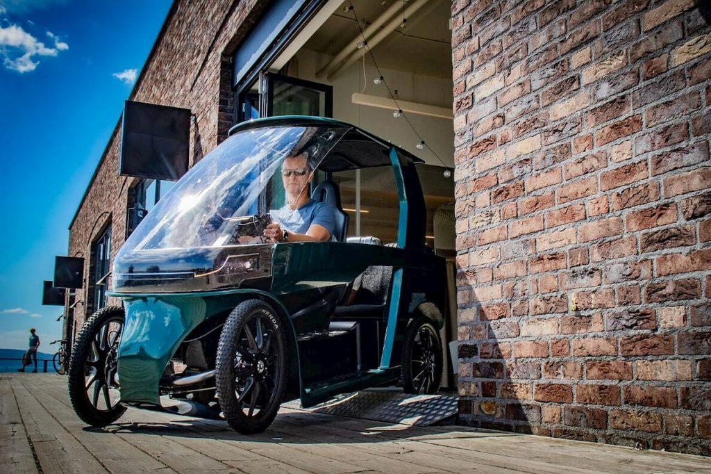 micromobilità elettrica - car-ebike