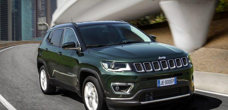 nuova Jeep Compass ibrida plug-in