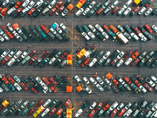 spotter social parking