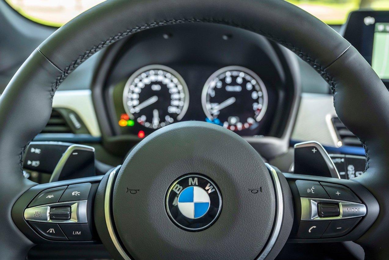 Active Cruise Control BMW X1 ibrida