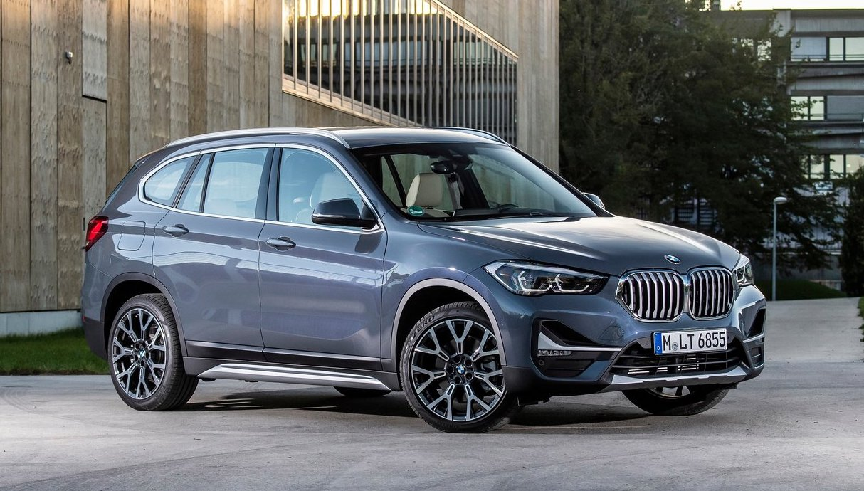 Adas BMW X1 ibrida plug-in