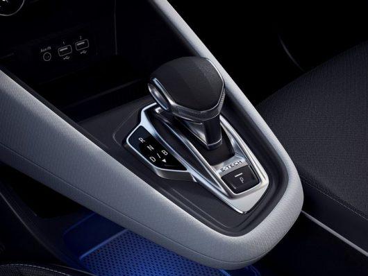 Cambio automatico multimodale Renault