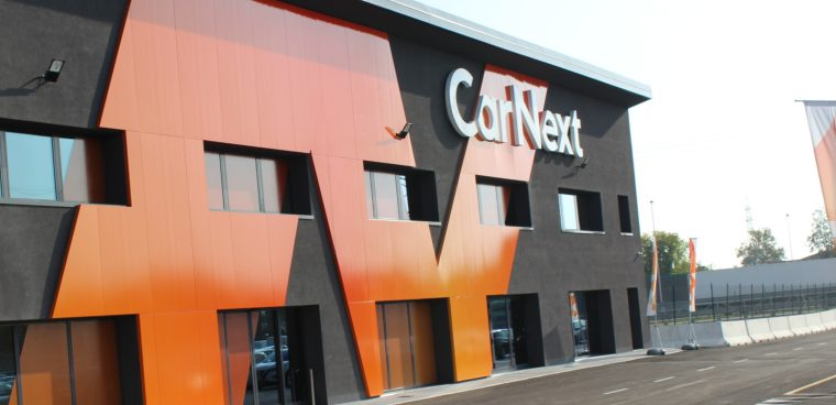CarNext progetti 2020
