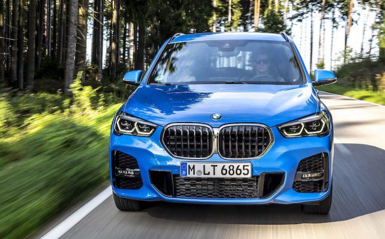 Caratteristiche BMW X1 xDrive25e
