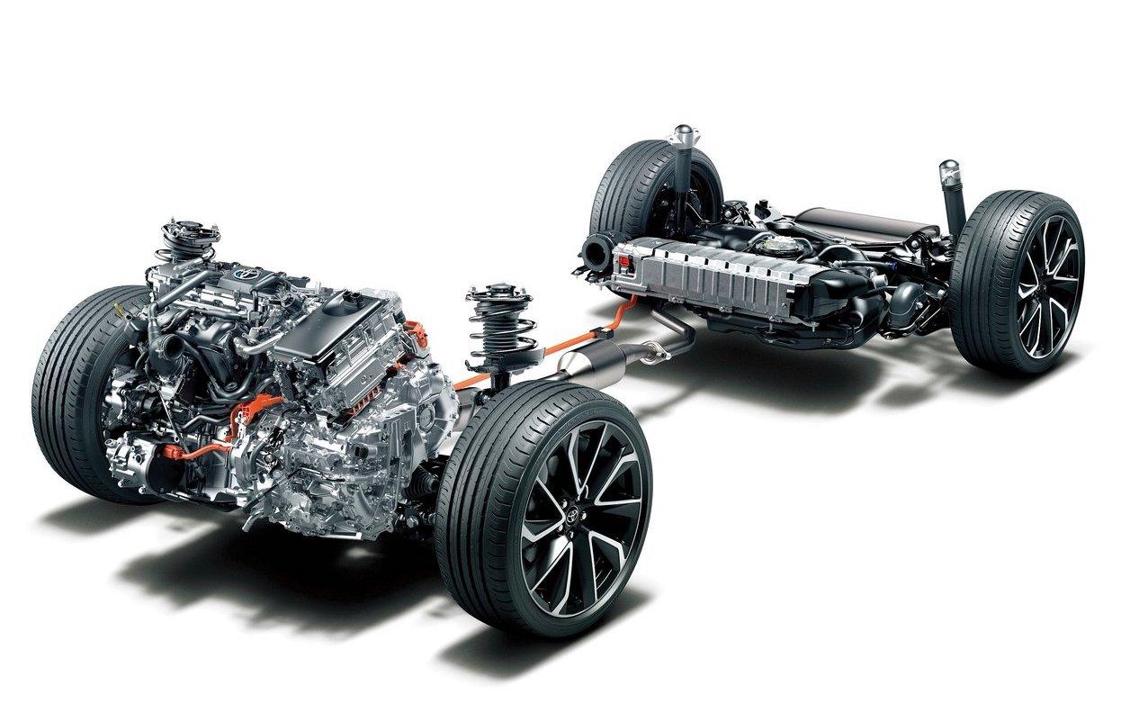 Corolla 2 litri full hybrid