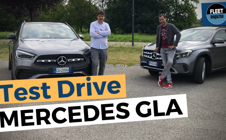 Cover Test Drive Mercedes GLA