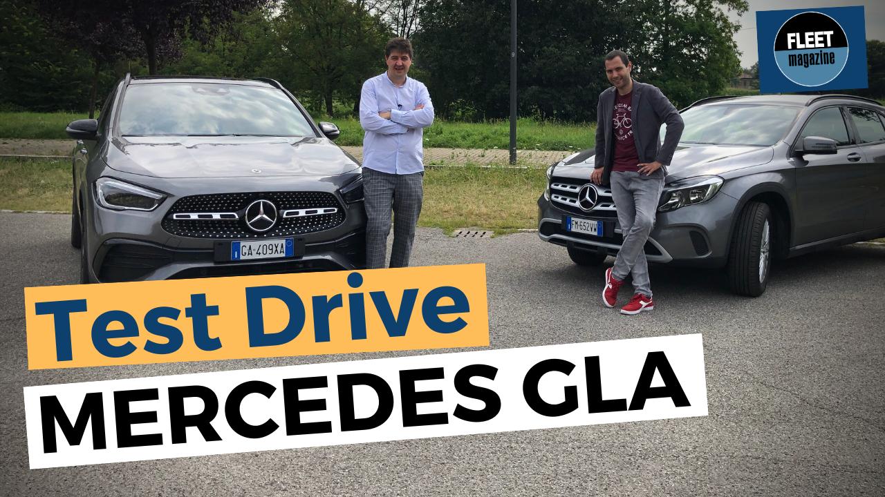 Cover Test Drive Mercedes GLA