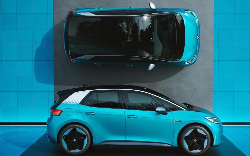 Dimensioni di Volkswagen ID3
