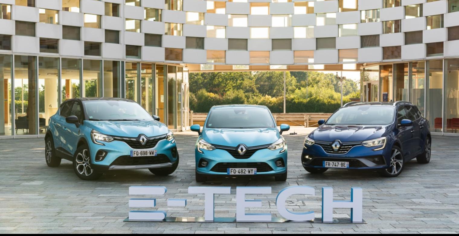 Gamma Renault E-Tech Lainate
