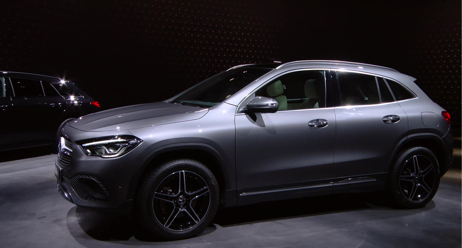 Mercedes-Benz EQ Power GLA