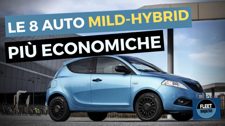 Mild Hybrid economiche cover