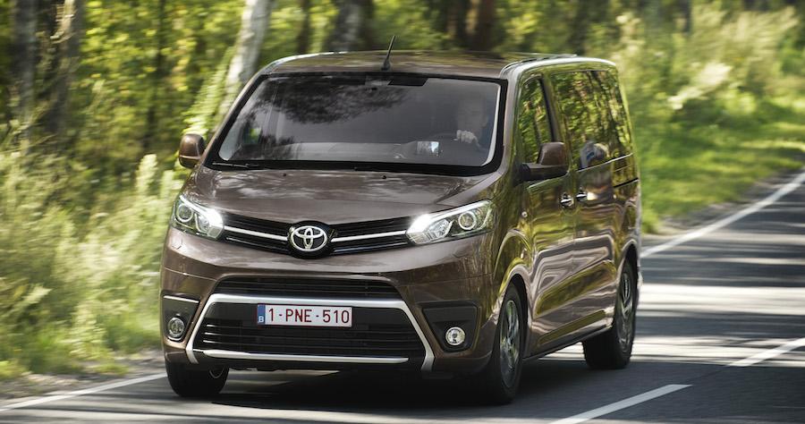 Motori di Toyota Proace Verso