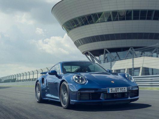 Porsche 911 Turbo 2020