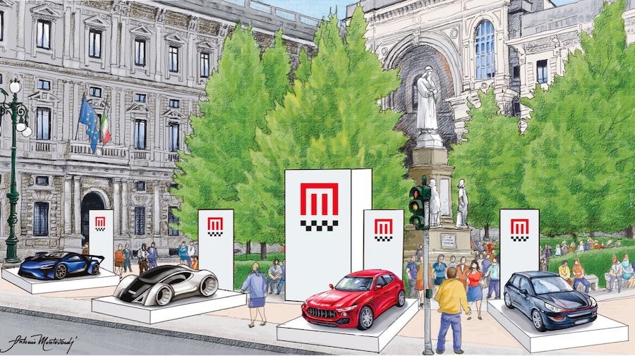 Programma Milano Monza Motorshow 2020