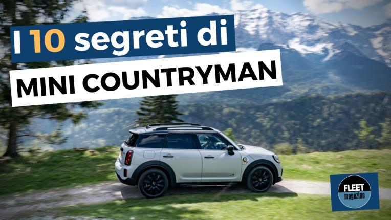 10 segreti Mini countryman cover