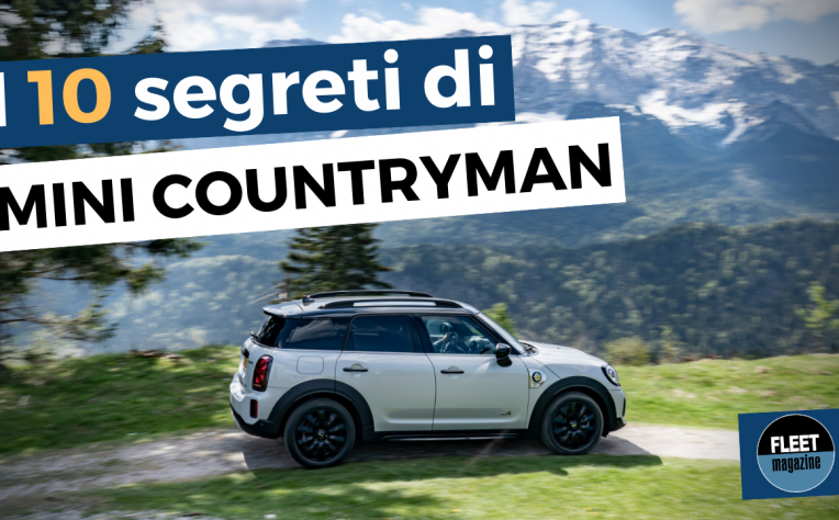 10 segreti Mini countryman cover