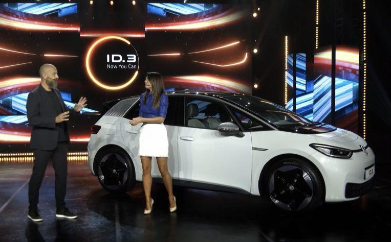 Volkswagen ID.3 uscita sul mercato