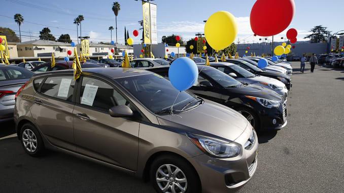 prezzo auto usate 2020