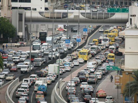 restare aggiornati sul traffico