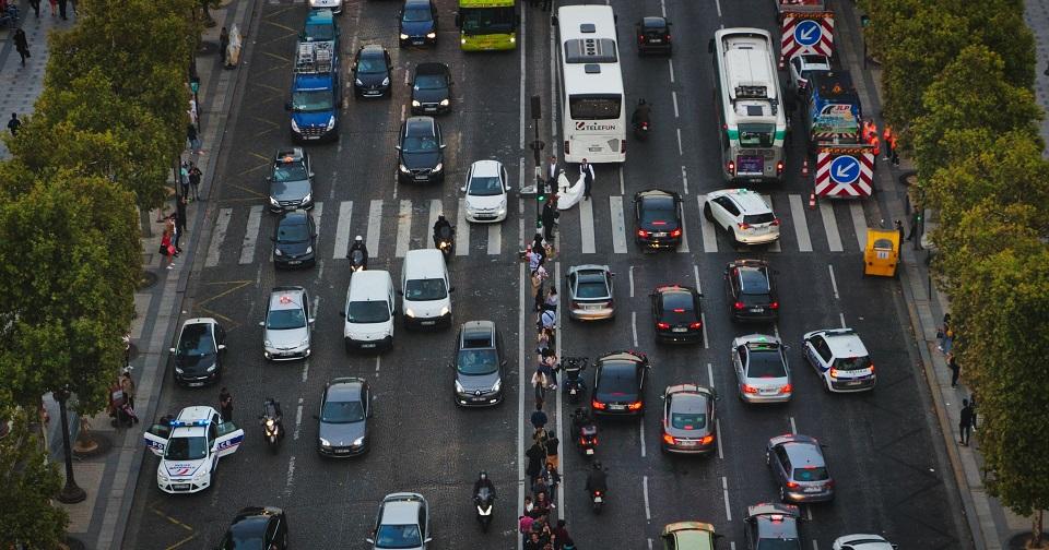 crescita del traffico