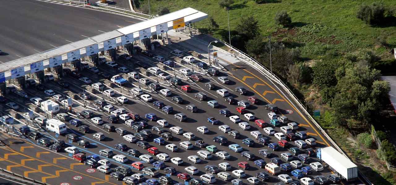 Autostrade vacanze 2020