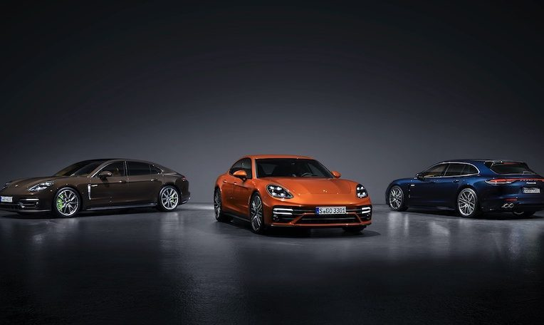 Gamma Porsche Panamera 2021