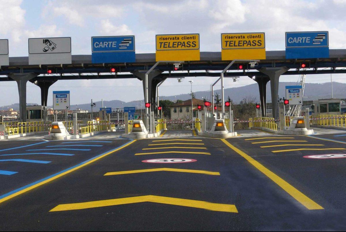 Pedaggio Autostrade italiane