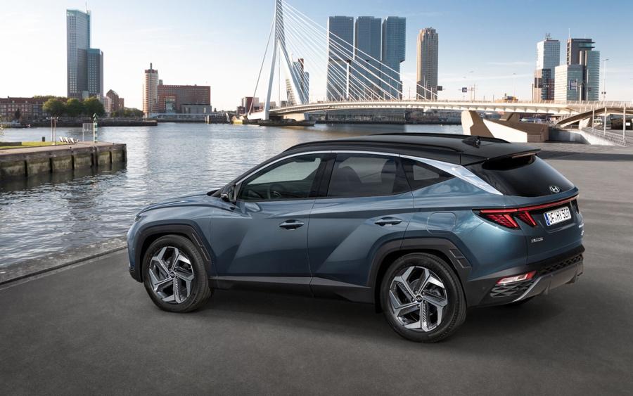Adas di nuova Hyundai Tucson
