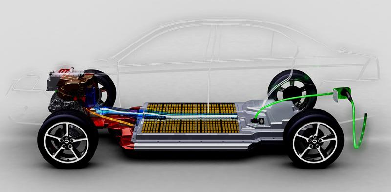 Batterie auto elettriche come sono fatte