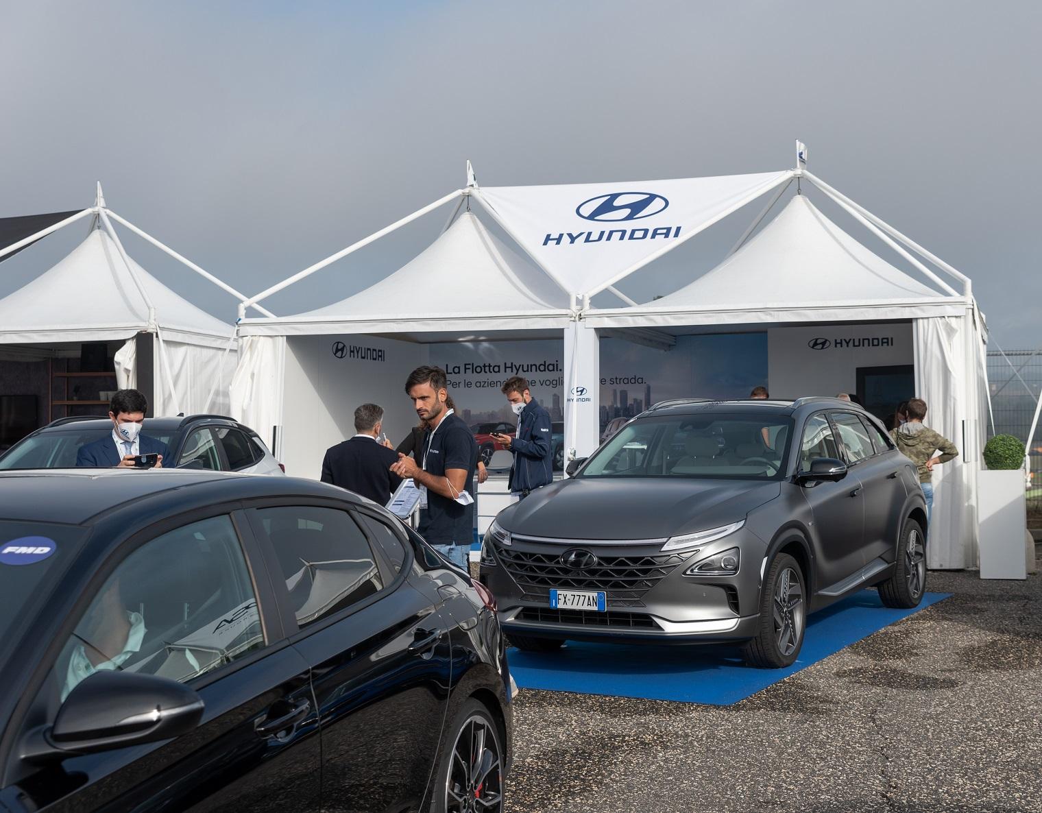 Hyundai Fleet Motor Day 2020