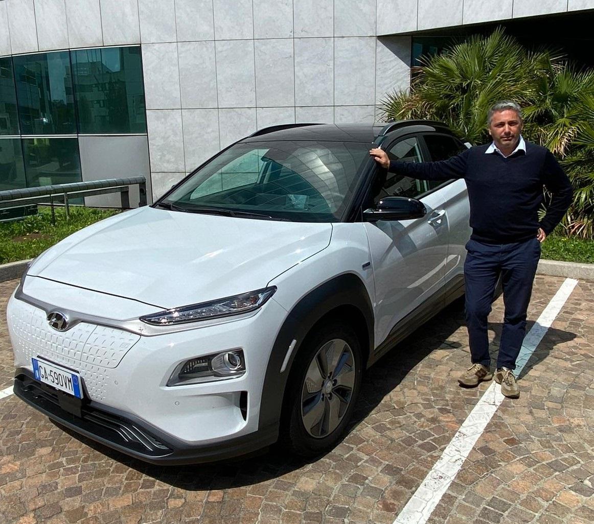 Hyundai Kona Electric flotte aziendali