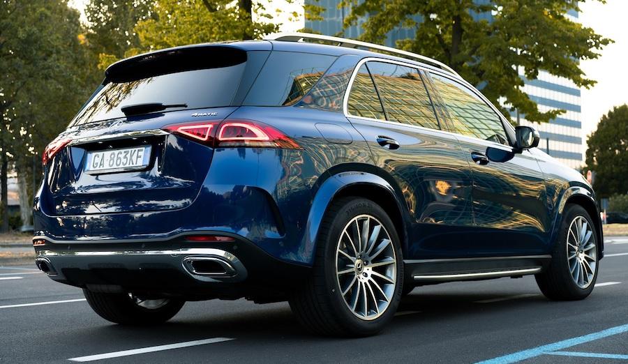 Ibrido plug-in Mercedes GLE EQ Power