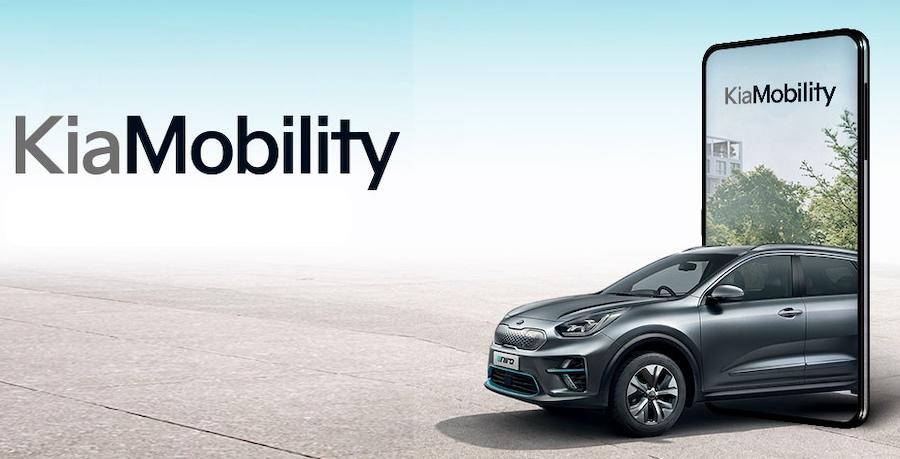 KiaMobility noleggio auto