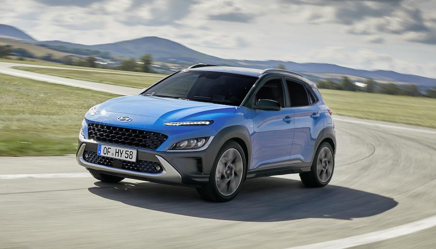 Listino prezzi Hyundai Kona 2021