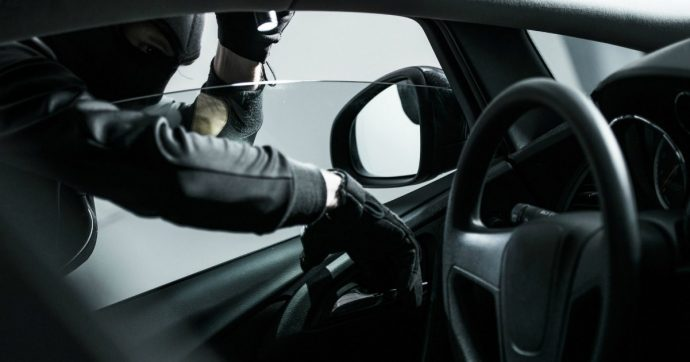 LoJack Premium Touch furti auto