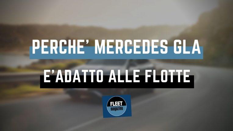 Mercedes-GLA-flotte-aziendali