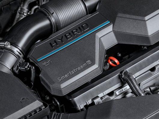 Motore Hyundai Smartstream Hybrid