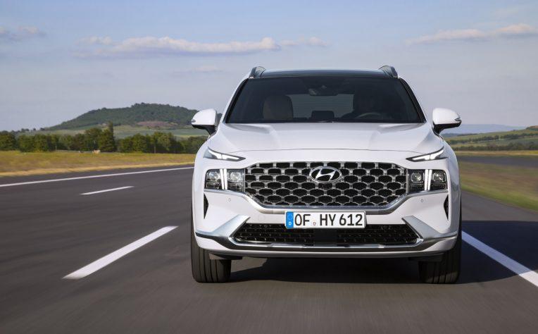 Nuova Hyundai Santa Fe 2020