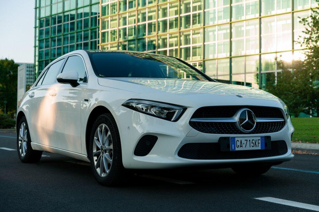 Nuova Mercedes Classe A plug-in