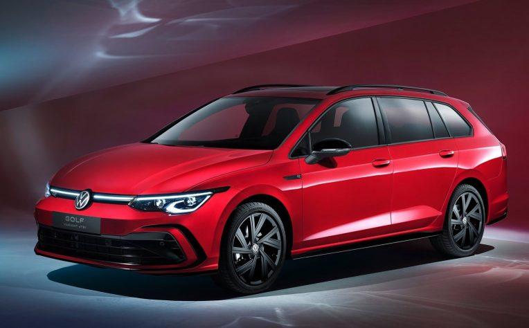 Nuova Volkswagen Golf Variant 2020