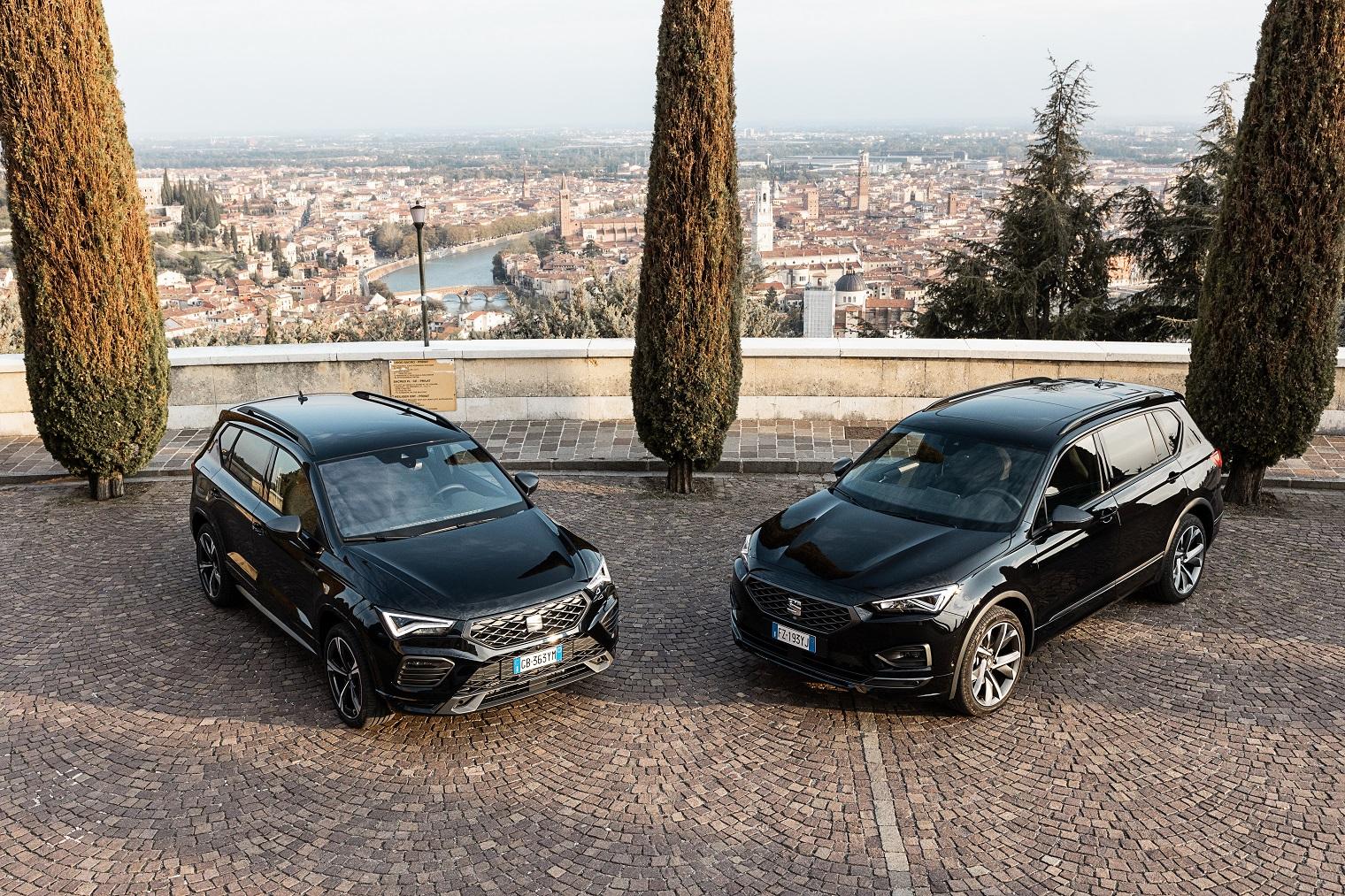 Presentazione nuove Seat Ateca e Tarraco FR 2020