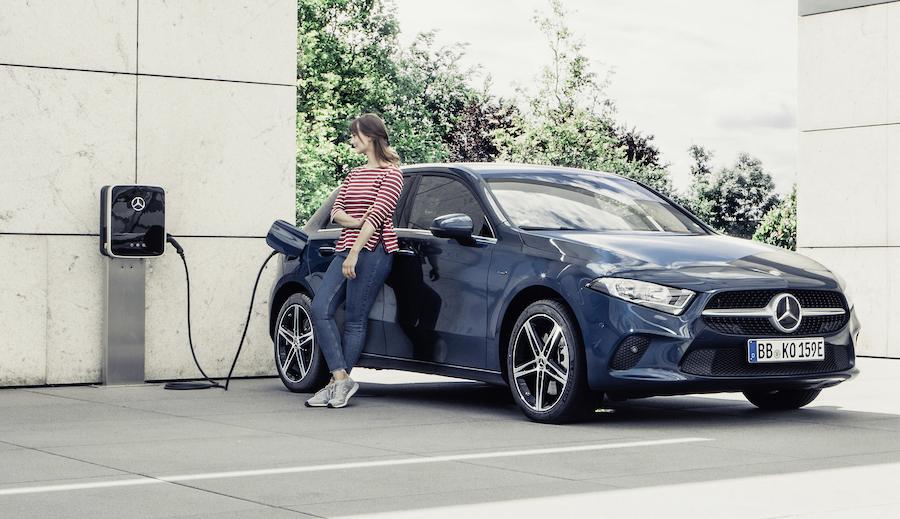 Prestazionie caratteristiche Mercedes EQ Power