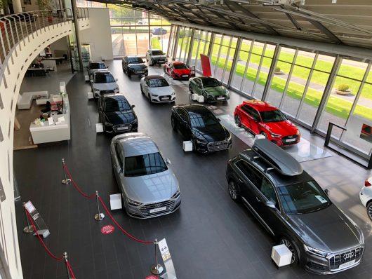 Sesto Autoveicoli sede Audi