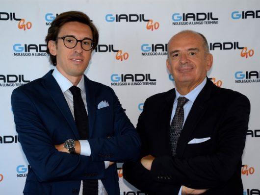 Il team di Giadil: Marco Finocchi e Gianmarco Finocchi
