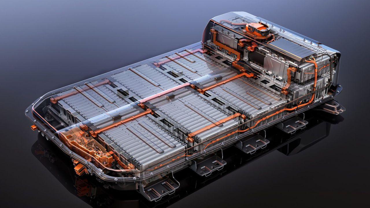 batterie auto elettriche ioni litio