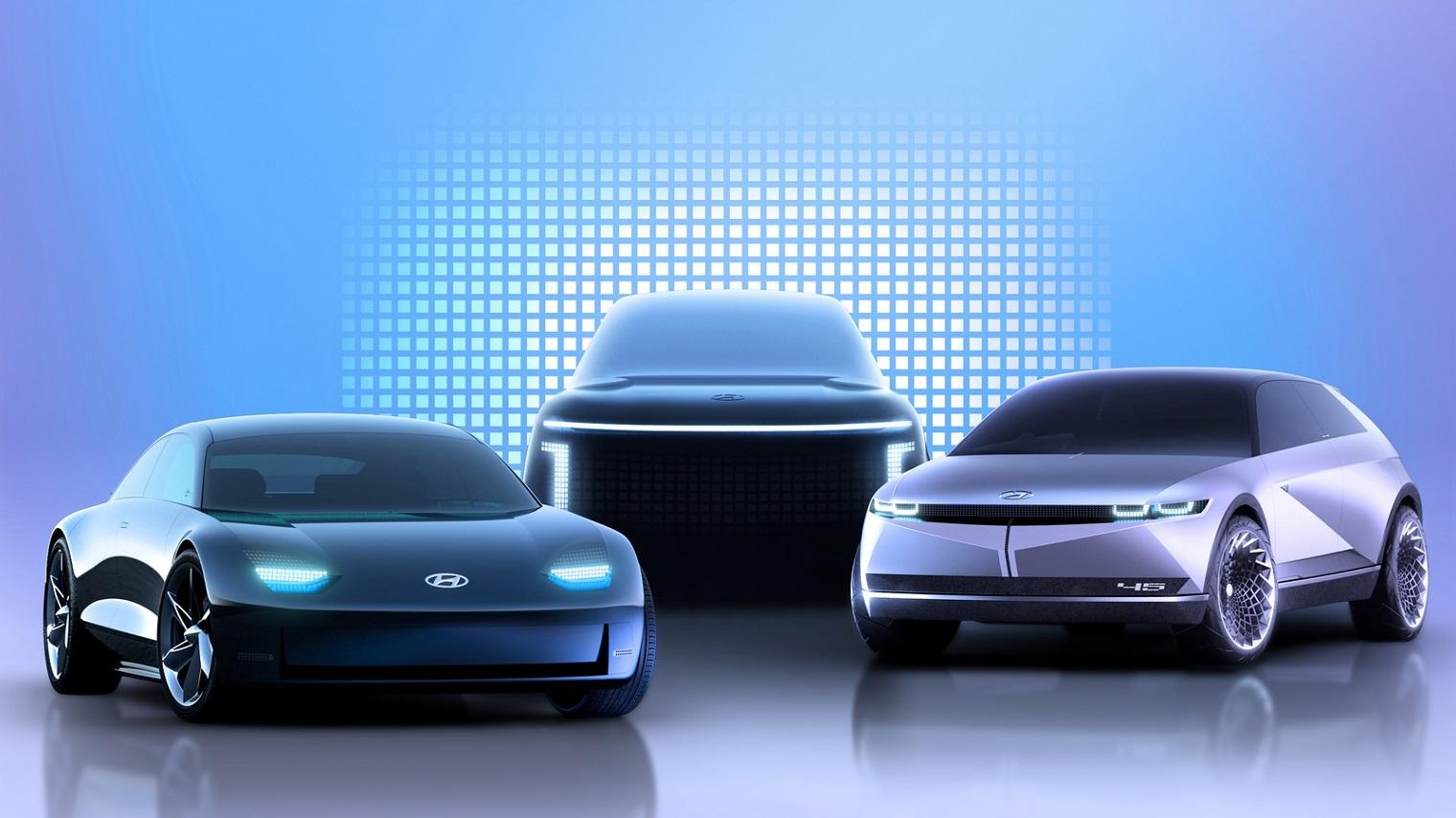 il nuovo brand Hyundai Ioniq
