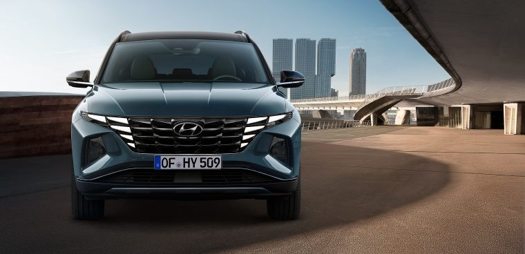guida nuova Hyundai Tucson